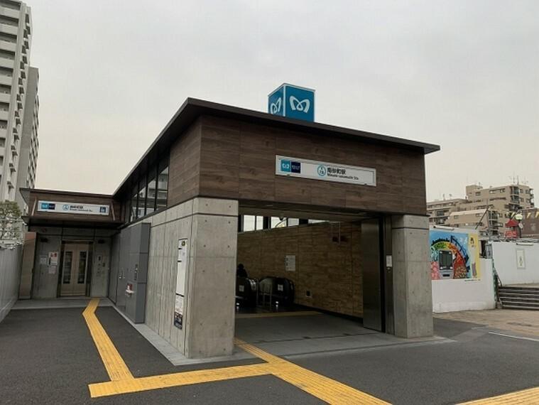 東京メトロ東西線 南砂町駅 約750m