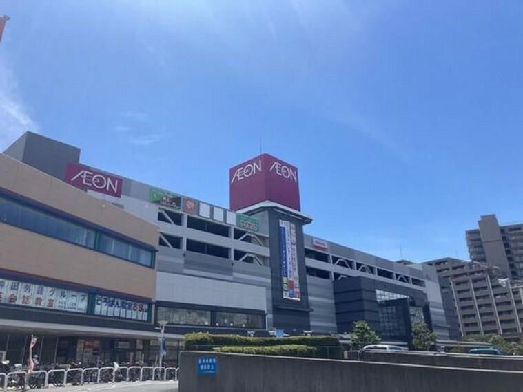 ショッピングセンター イオンスタイル 南砂 約450m