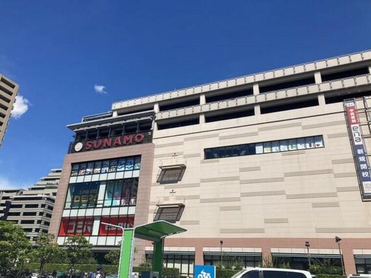 ショッピングセンター スナモ 南砂町ショッピングセンター 約650m