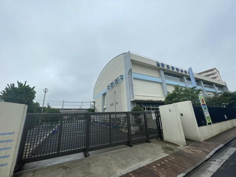 小学校 江東区立第五砂町小学校 約450m