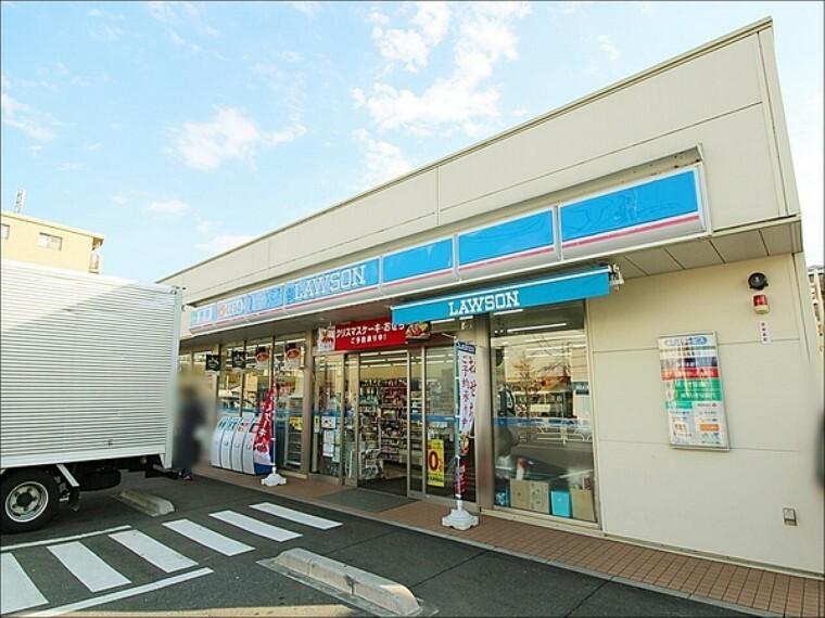 コンビニ ローソン小平鈴木町一丁目店