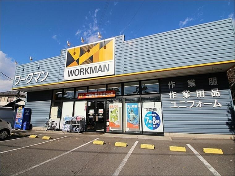 ショッピングセンター ワークマン小平鈴木店