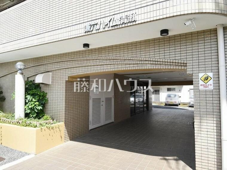 エントランスホール エントランス 【兼六ハイム清瀬】