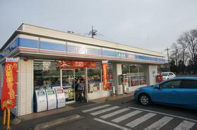 コンビニ ローソン小山駅東通り2丁目店