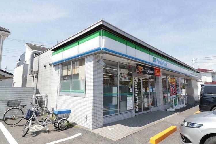 コンビニ ファミリーマート千葉おゆみ野五丁目店 徒歩5分。