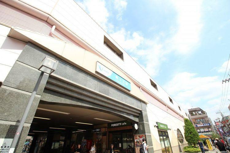 梅ヶ丘駅(小田急 小田原線) 徒歩9分。
