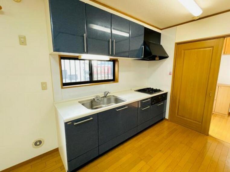 キッチン 収納性に溢れるキッチン〇毎日楽しくお料理が出来そうです!