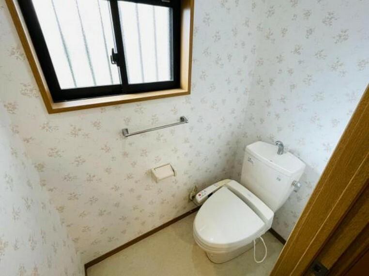 トイレ 清潔感のあるトイレ