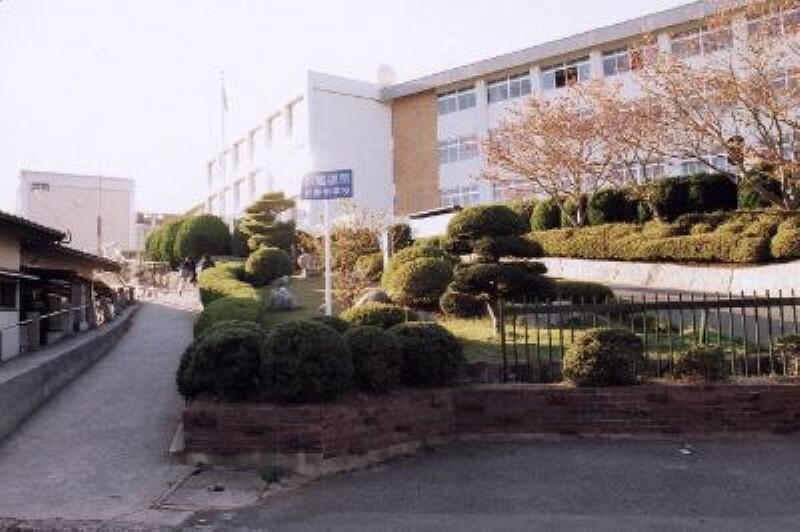 中学校 熊野町立熊野中学校