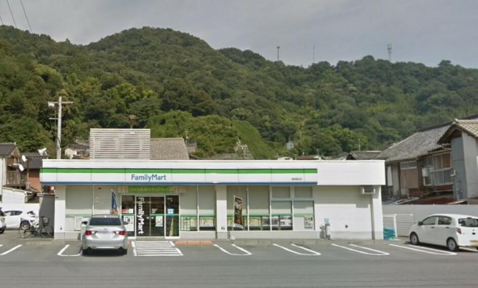 コンビニ ファミリーマート 呉阿賀北店