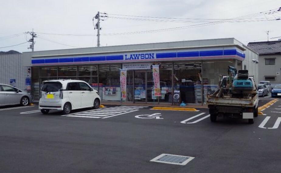 コンビニ ローソン 広島コイン通り店