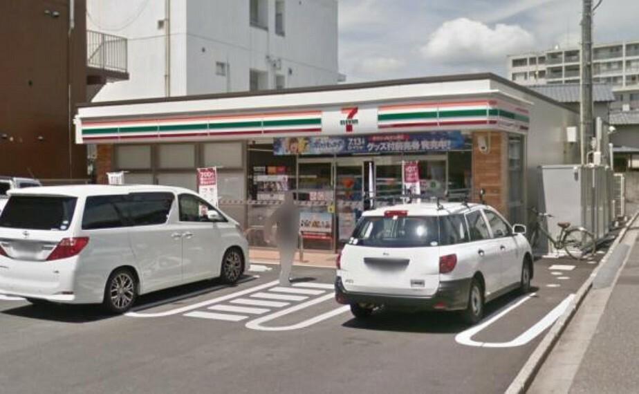 コンビニ セブンイレブン 広島コイン通り店