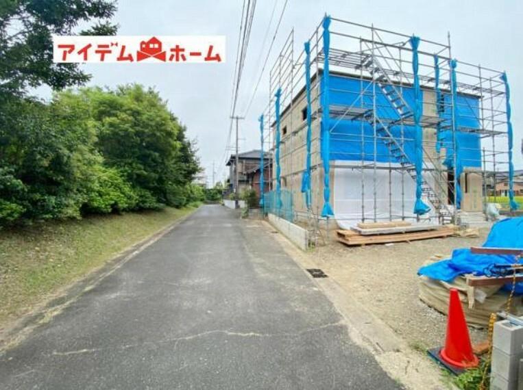 現況外観写真 〇●前面道路(撮影2021年9月)●〇