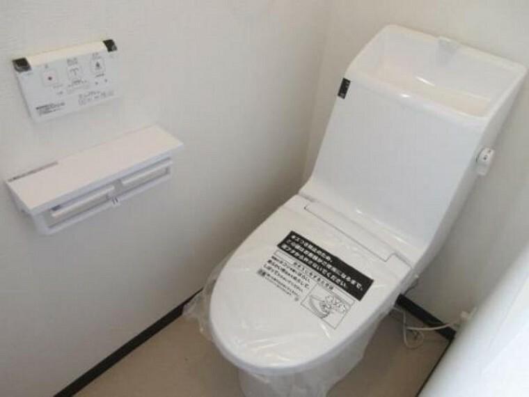 同仕様写真(内観) \同仕様写真/各階洗浄機能付トイレ完備で快適ですね