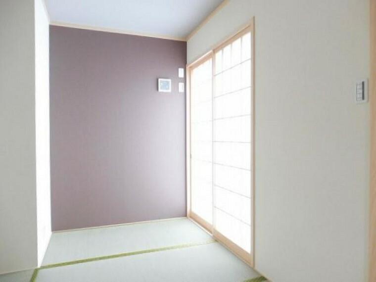 同仕様写真(内観) \同仕様写真/来客時にお使いいただける和室がございます