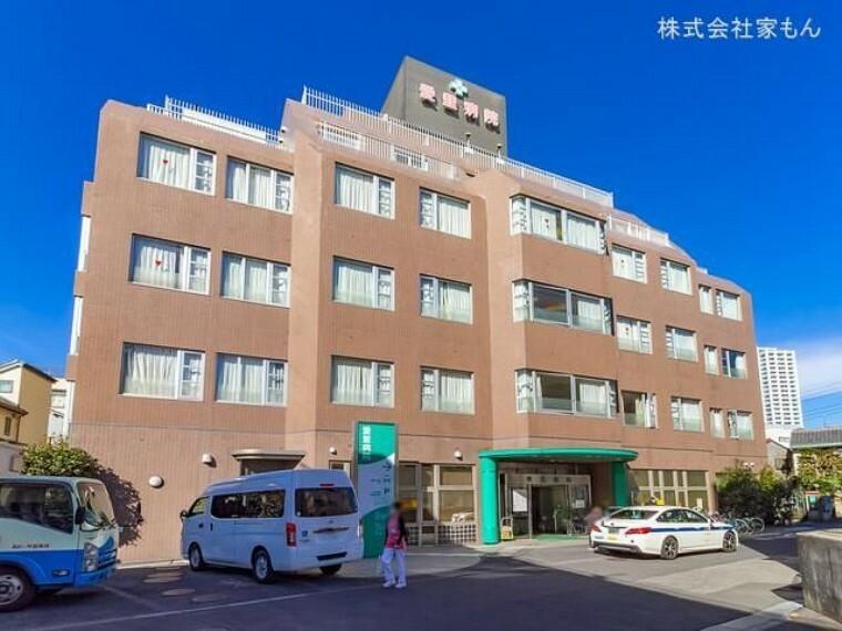 病院 愛里病院 距離1040m