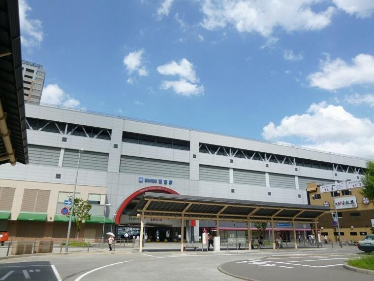 【デパート】阪神百貨店 にしのみやまで1377m
