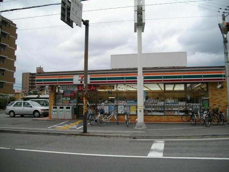 コンビニ 【コンビニエンスストア】セブンイレブン西宮室川町店まで511m