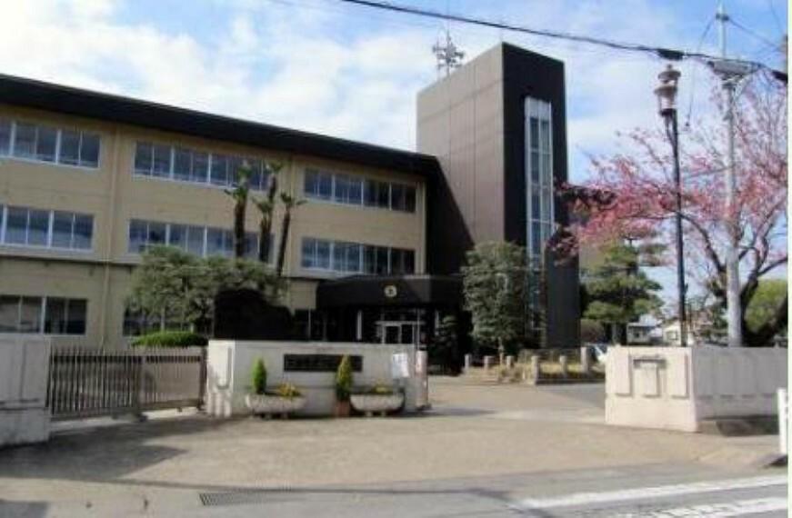 小学校 【小学校】下妻小学校まで2005m