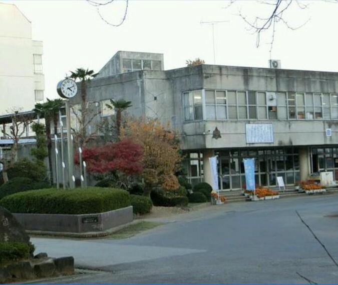 中学校 【中学校】下妻市立下妻中学校まで2500m