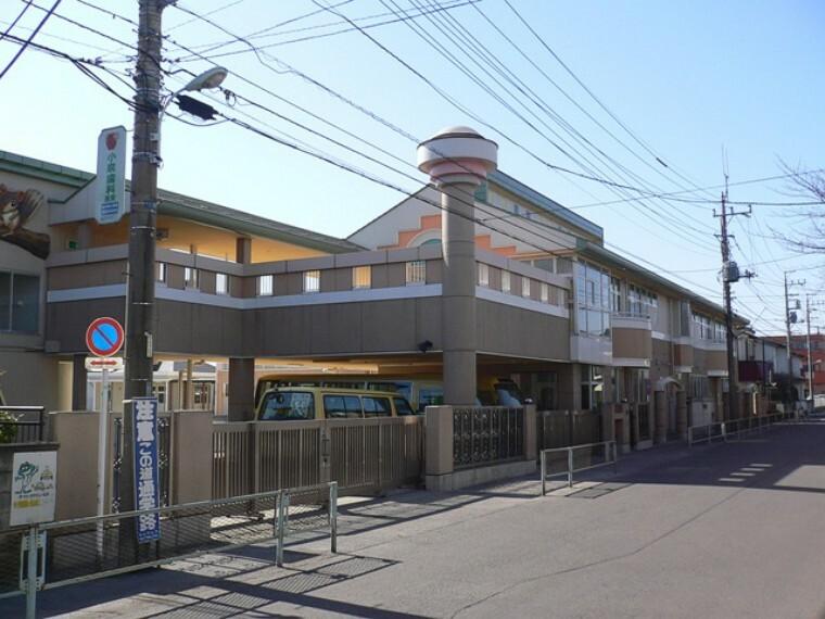 幼稚園・保育園 【幼稚園】アスナロ幼稚園まで615m