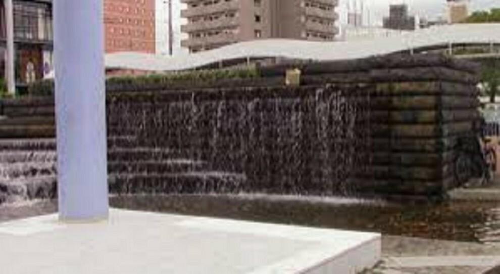 公園 【公園】出屋敷駅北緑地まで631m