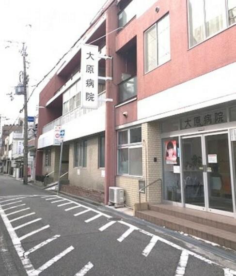病院 【総合病院】大原病院まで353m