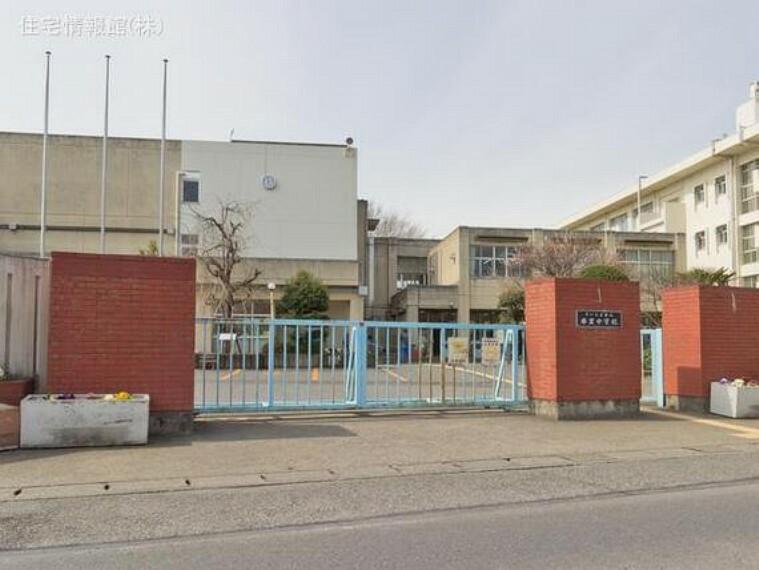 さいたま市立春里中学校 距離500m