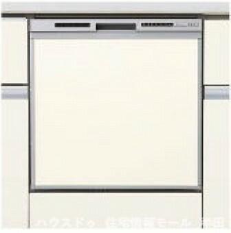 浅型タイプの食器洗浄乾燥機 ※食器洗浄乾燥機イメージ図