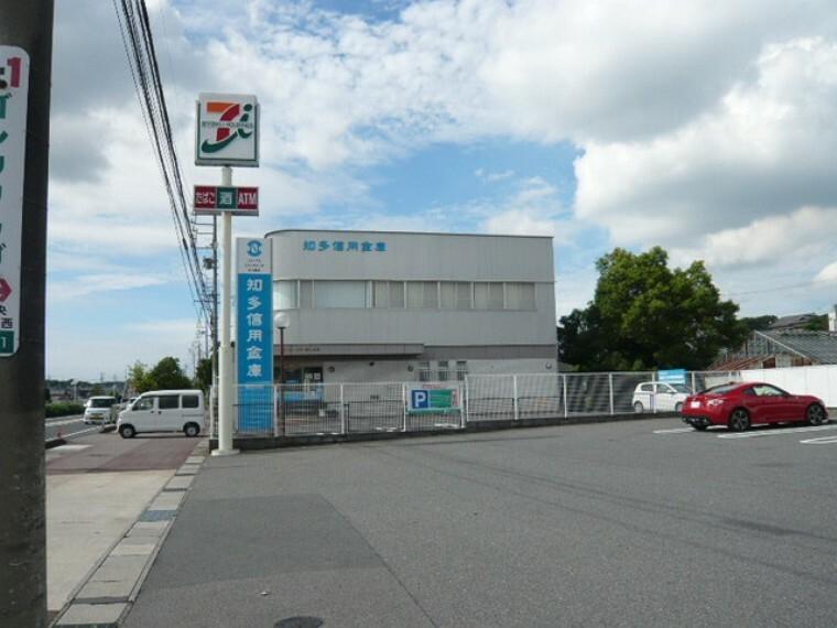 銀行 知多信用金庫板山支店