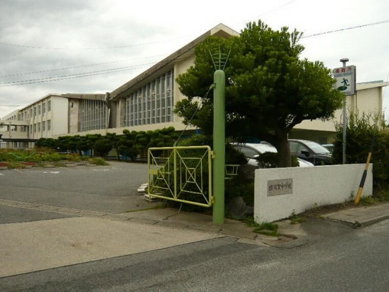 中学校 東海市立横須賀中学校