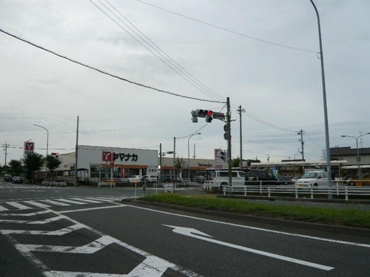 スーパー ヤマナカ高横須賀店