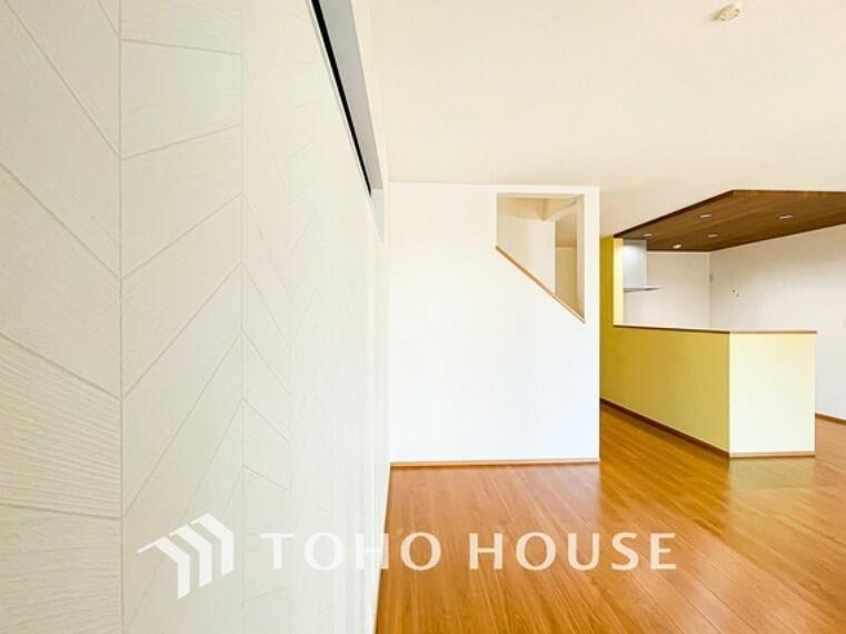 居間・リビング 空気感という居心地の良いBGMは、暮らしのステージを彩り、心からのやすらぎと満足感を与えてくれます。