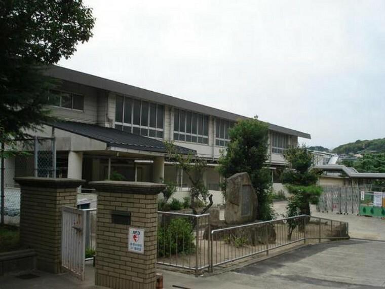 中学校 倉敷市立味野中学校