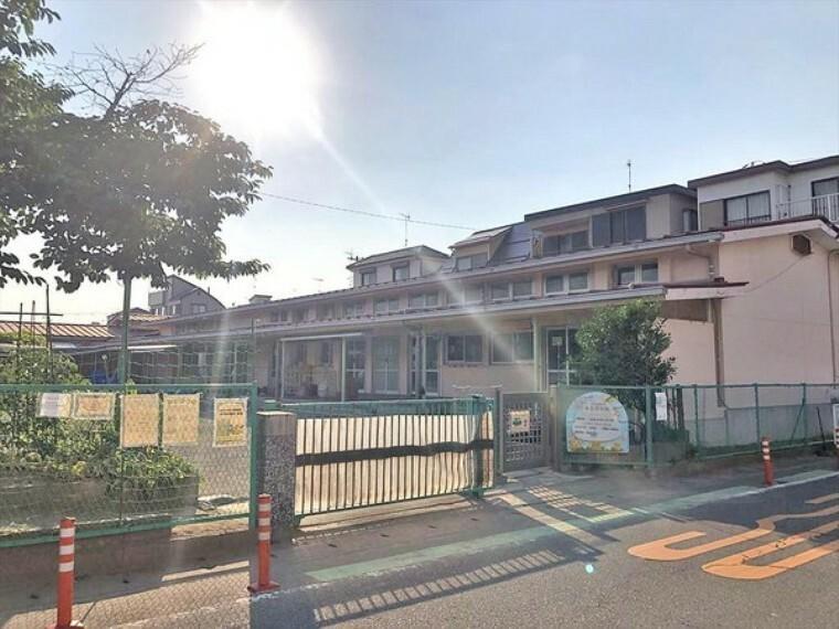幼稚園・保育園 富士見市立第2保育所