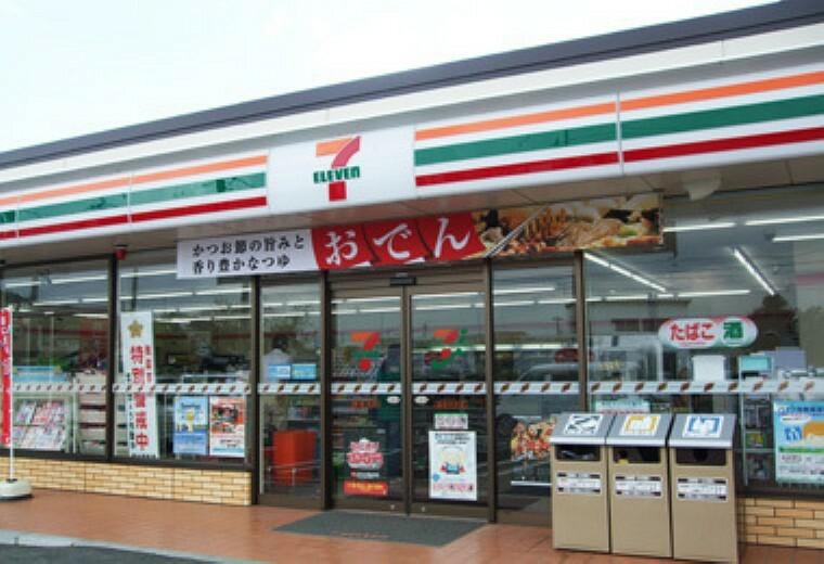 コンビニ セブンイレブン東大阪中鴻池町店