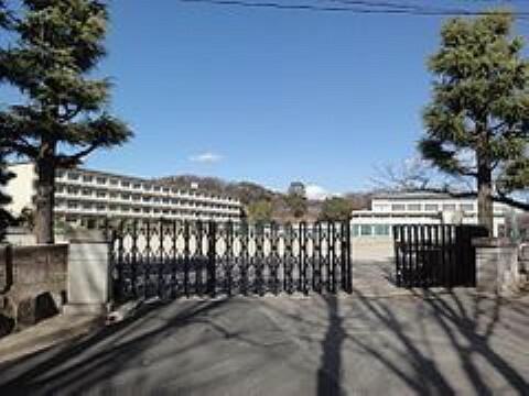 中学校 岡崎市立甲山中学校