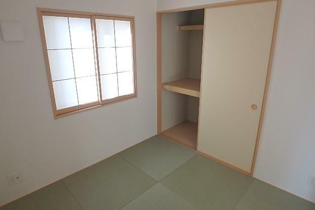 和室 リビングに隣接する和室が暮らしやすさをプラス!