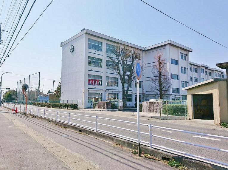 中学校 豊田市立猿投台中学校750m