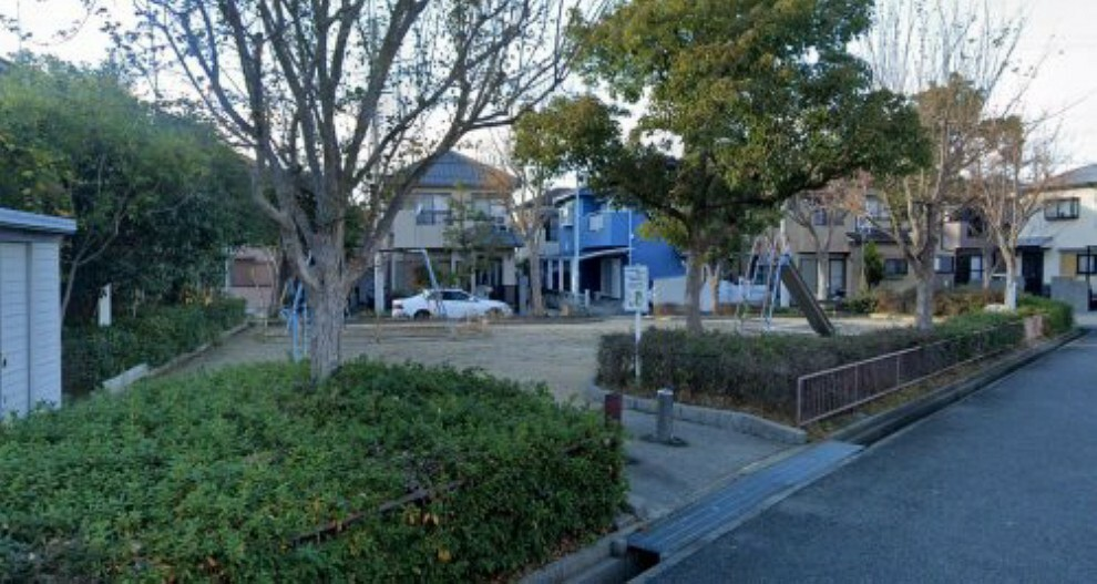 公園 【公園】南山神小公園まで1304m