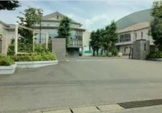 中学校 【中学校】栃木市立藤岡第一中学校まで626m