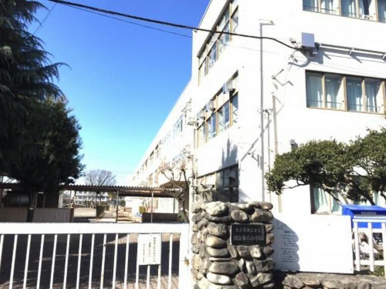 小学校 【小学校】国立市立国立第六小学校まで461m