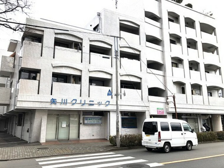 病院 【クリニック】矢川クリニックまで1000m