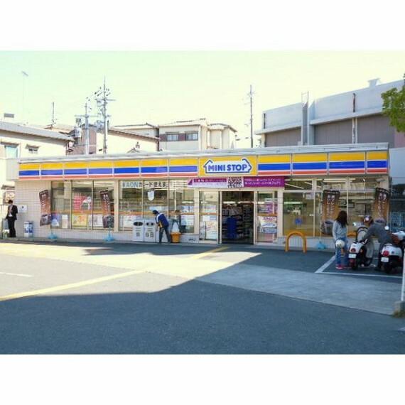 コンビニ 【コンビニエンスストア】ミニストップ 寝屋川三井南町店まで317m