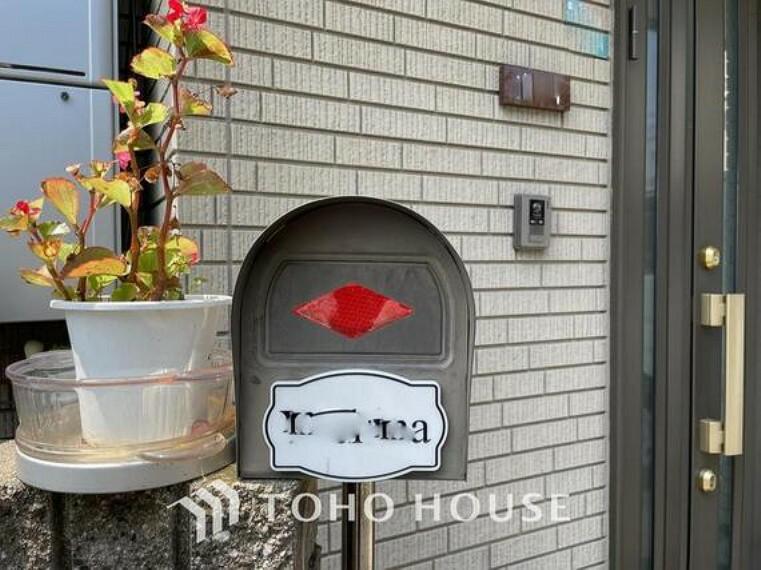 玄関 「郵便受け」