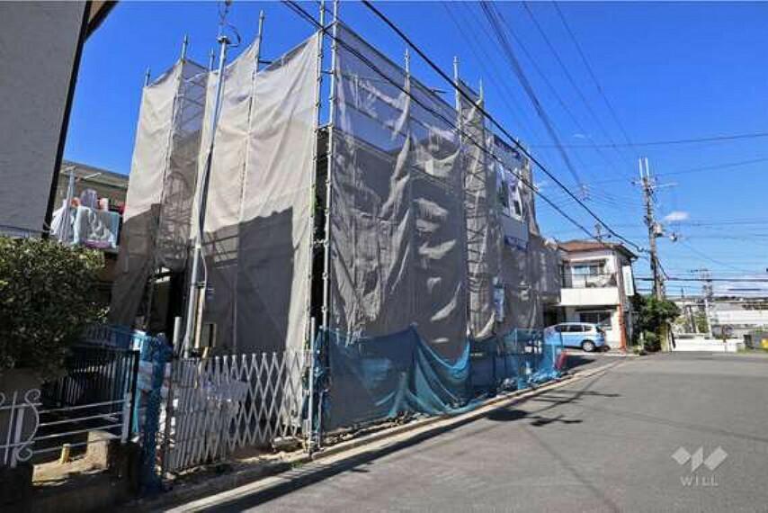 現況外観写真 能勢電鉄妙見線「多田」駅まで徒歩12分という立地!周辺は買い物施設も充実しており、生活環境が整っております。