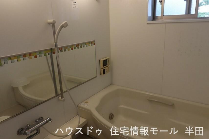 浴室 浴室乾燥機も備えているため雨の日も洗濯物が乾かせます。