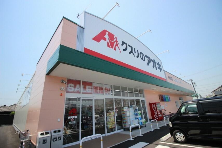 ドラッグストア クスリのアオキ成岩店