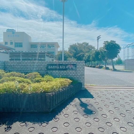 中学校 各務原市立桜丘中学校