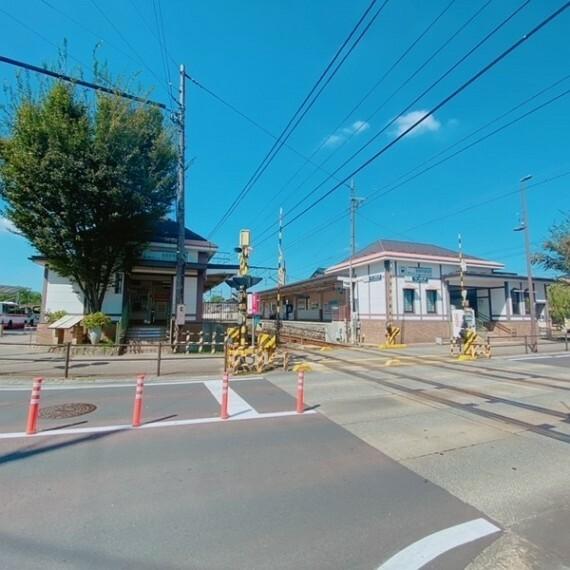 市民公園前駅(名鉄 各務原線)